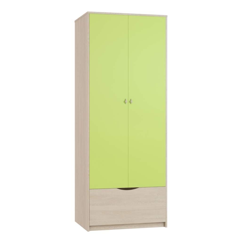 Шкаф 2-х дверный Лукас